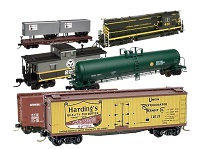 n scale rolling stock