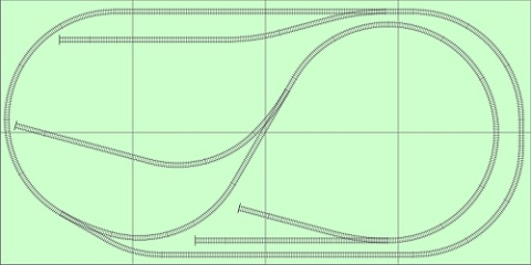 n gauge layout plans