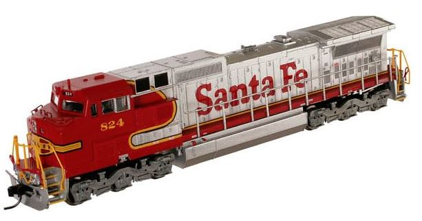 Atlas N Scale Locomotive