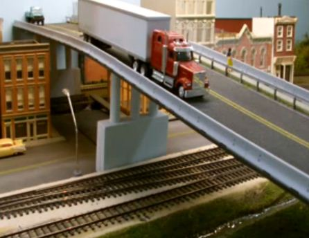 n scale bridges